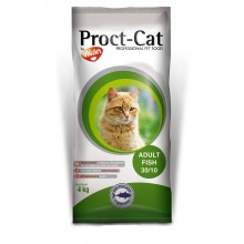 PROCT - CAT ADULT FISH 4kg