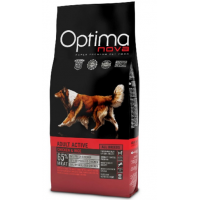 OPTIMAnova Adult ACTIVE chicken & rice 12kg