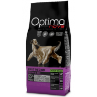 OPTIMAnova Adult MEDIUM chicken & rice 12kg
