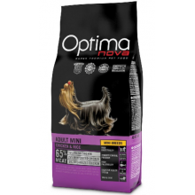 OPTIMAnova Adult MINI chicken & rice 0,8kg