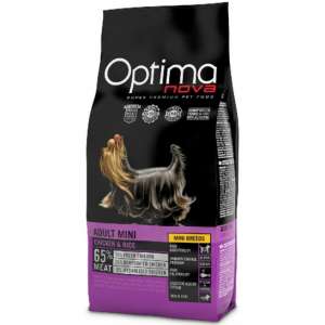 OPTIMAnova Adult MINI chicken & rice 2kg