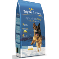Triple Crown Sportive dog aktiviti adult 15kg