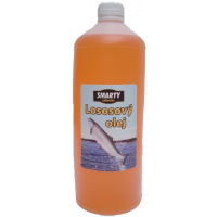 SMARTY EXCLUSIVE Lososový olej PET 1000ml